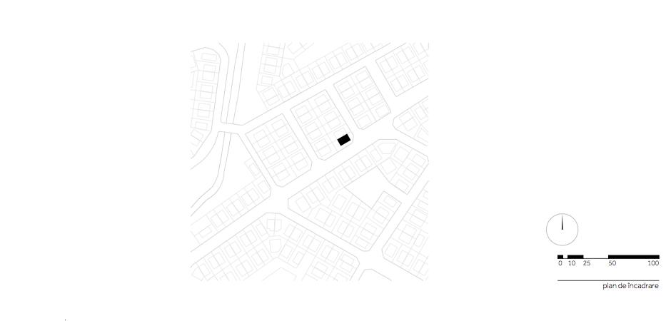 Casa LR - W.01 Plan de situatie