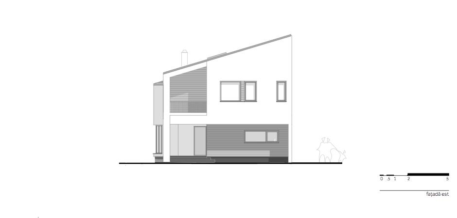 Casa LR - W.10 Fatada est