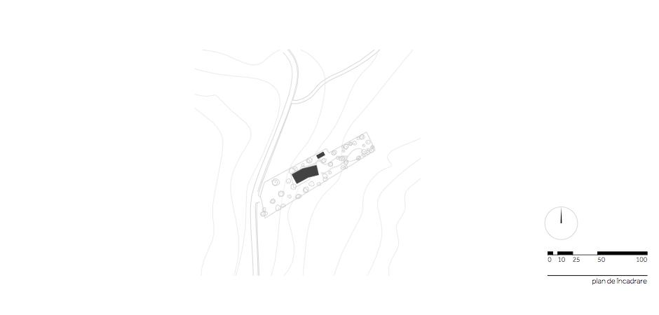 Casa DO - W.00 Plan de incadrare