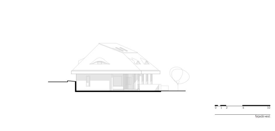 Casa DO - W.09 Fatada vest