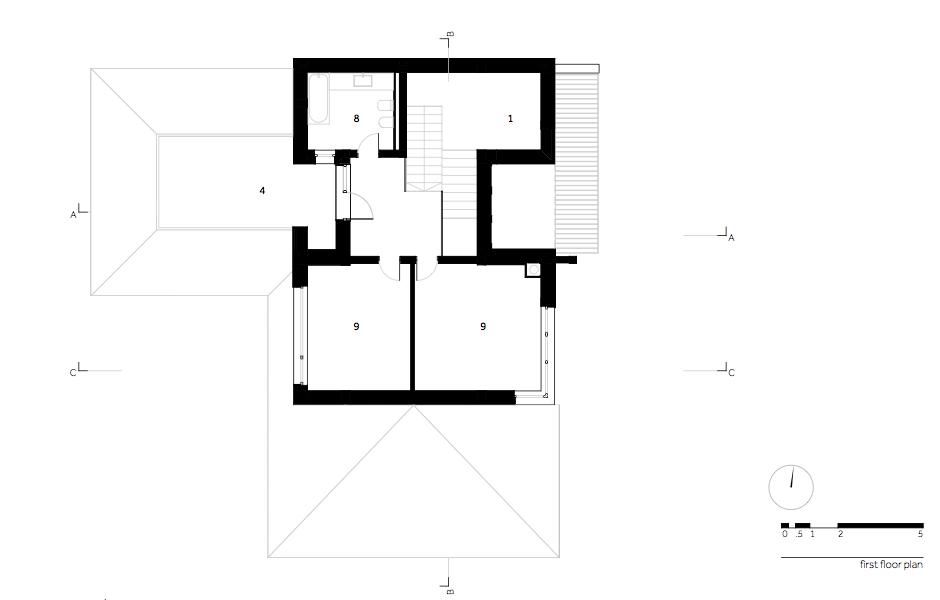 MHS Casa MR - 04.plan etaj_ro