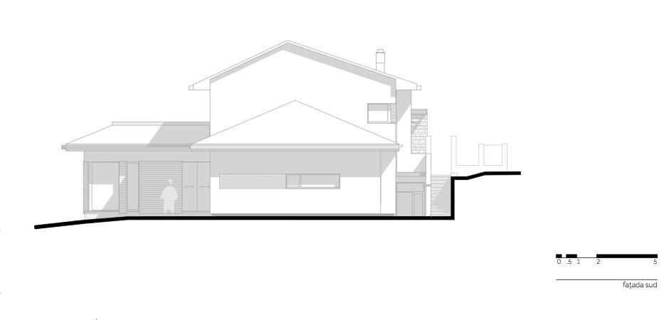 MHS Casa MR - 09.fatada sud_ro
